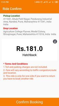KTSCab-Taxi,Car Rental,Share Booking screenshot 2