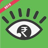 Watch & Earn - Free Rupee icon