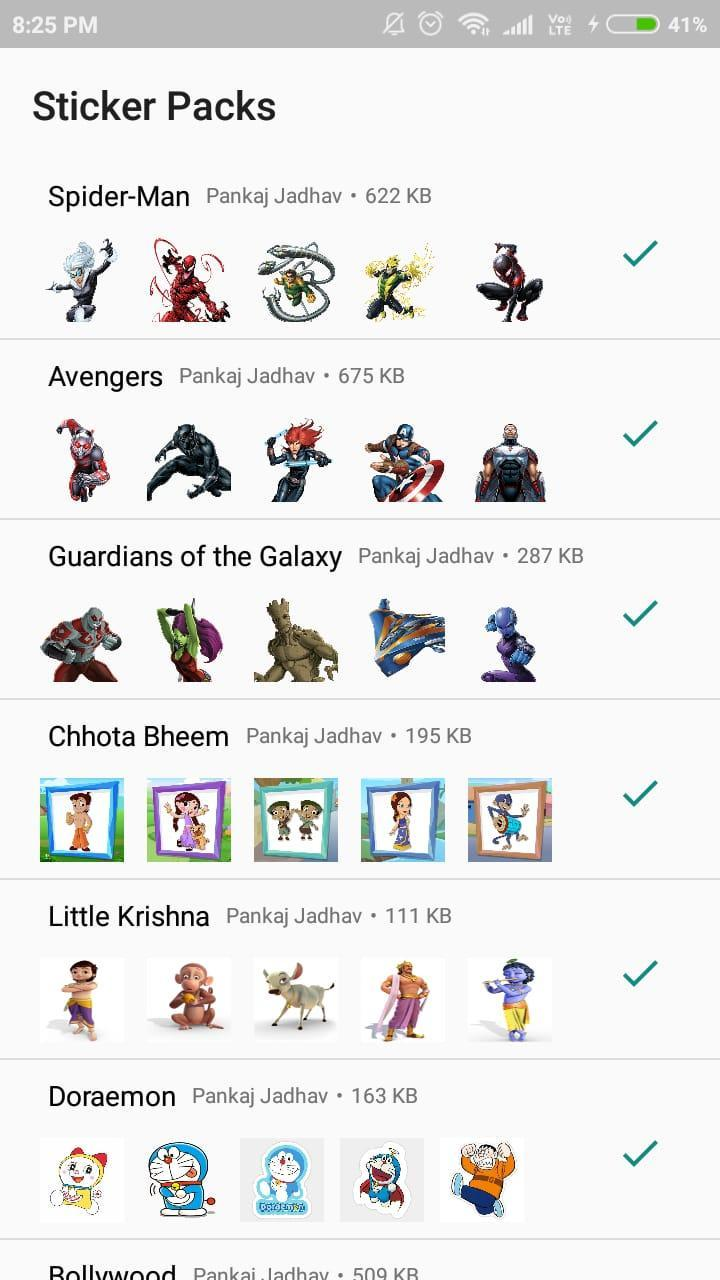 Avengers WA Stickers for Android   APK Download