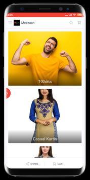 Meezaan - Fashion Store screenshot 1