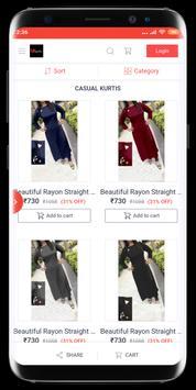 Meezaan - Fashion Store screenshot 2