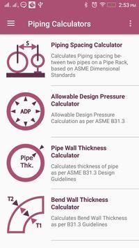 Piping Engineering Pro Screenshot 2