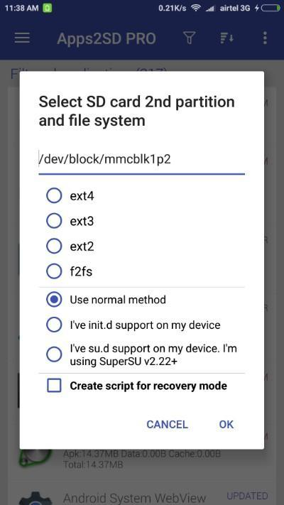 App2SD Pro: All in One Tool [ROOT] for Android - APK Download