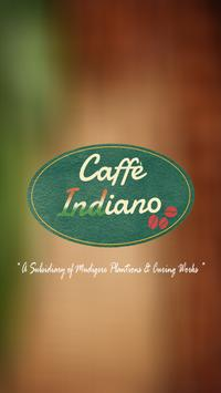 Caffe Indiano poster