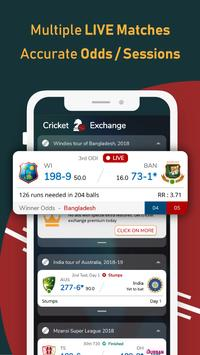 Live Line & Cricket Scores - Cricket Exchange for Android - APK Download