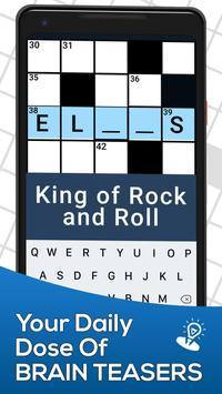 Daily Themed Crossword screenshot 3