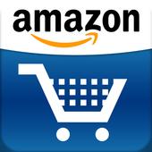 Amazon India Online Shopping आइकन