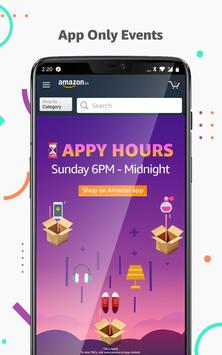 Amazon India Online Shopping and Payments पोस्टर