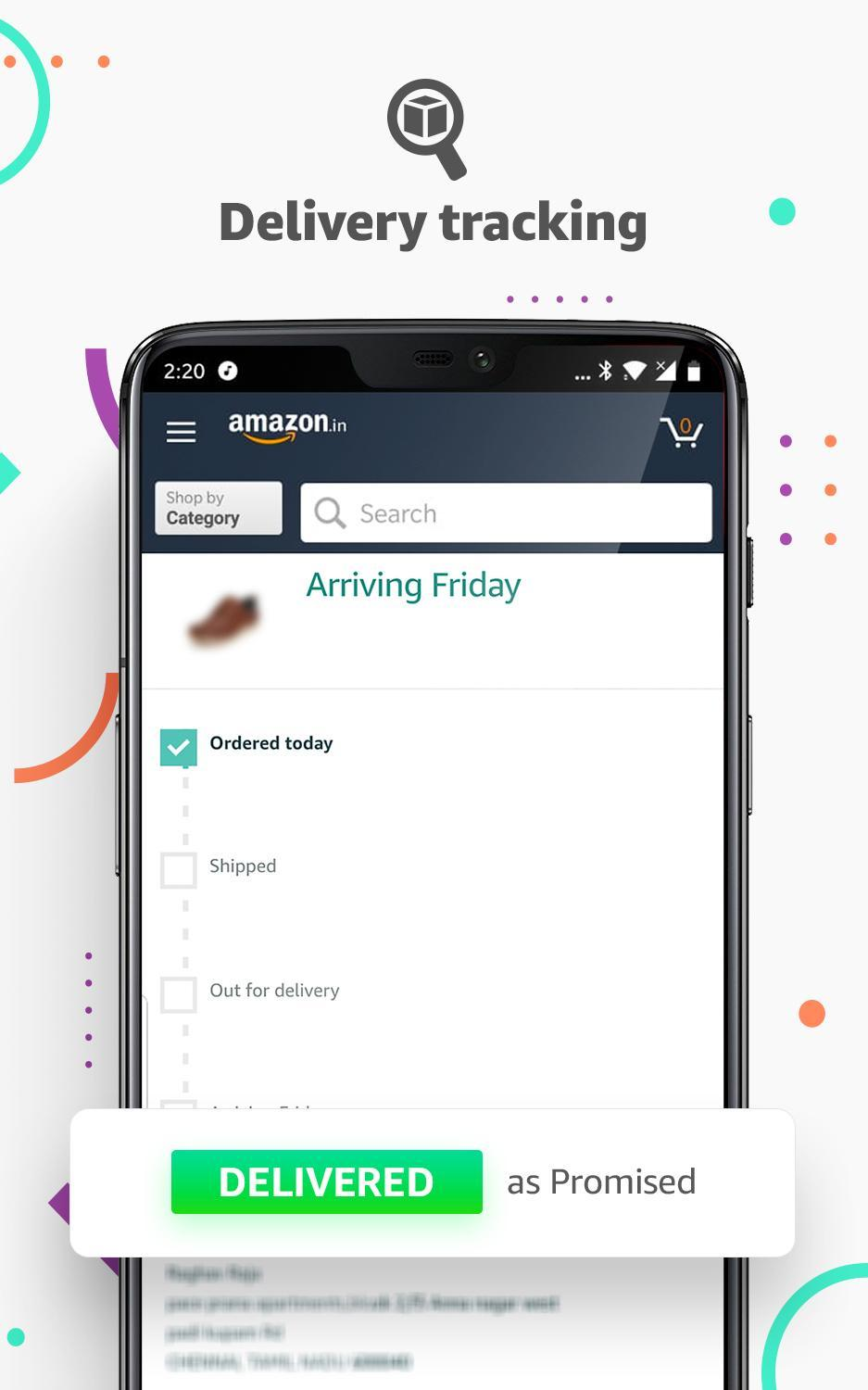 Amazon India Online Shopping and Payments for Android - APK