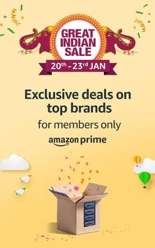 Amazon India Online Shopping and Payments स्क्रीनशॉट 2