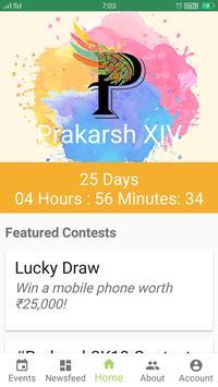 Prakarsh screenshot 1