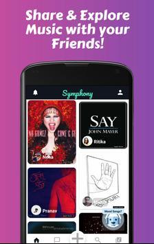 Symphony पोस्टर