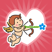 Cupid Attack  Free icon