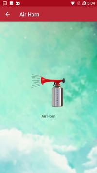 Air Horn poster