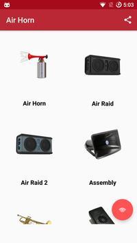 Air Horn screenshot 1