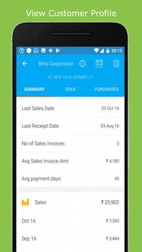 Tally on Mobile: Biz Analyst | Tally Mobile App screenshot 3