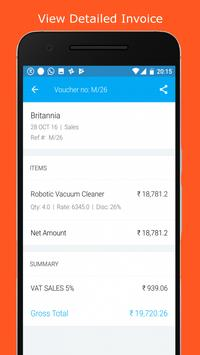 Tally on Mobile: Biz Analyst | Tally Mobile App screenshot 2