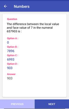 Bank Clerk Exam screenshot 5