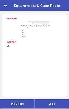 Bank Clerk Exam screenshot 6