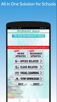 School App Affiche