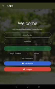 Build Eazy Vendor screenshot 2