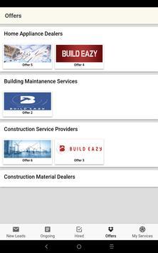Build Eazy Vendor screenshot 5
