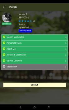 Build Eazy Vendor screenshot 6