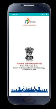 National Scholarships (NSP) poster