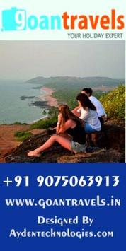 Goan Travels poster