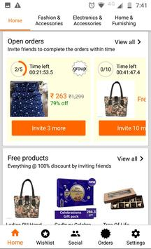daab958d Grupee Online Shopping- Shop|Play|Win with friends for Android - APK ...