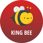 King bee icon