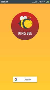 King bee poster