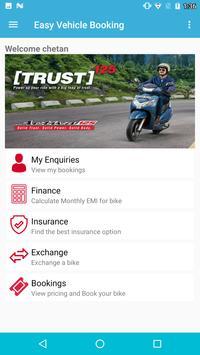 Enquiry Booking Service screenshot 1