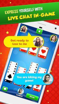 Donkey King: Multiplayer Donkey Card Game screenshot 2