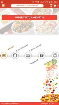 Food Cravers : Food Delivery App screenshot 14