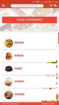 Food Cravers : Food Delivery App screenshot 15