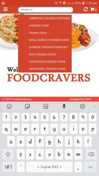 Food Cravers : Food Delivery App screenshot 2