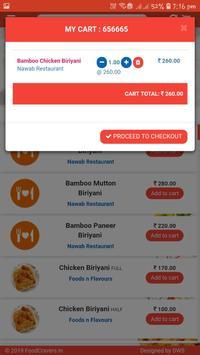 Food Cravers : Food Delivery App screenshot 4