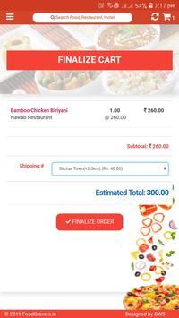 Food Cravers : Food Delivery App screenshot 5