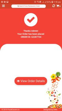 Food Cravers : Food Delivery App screenshot 7