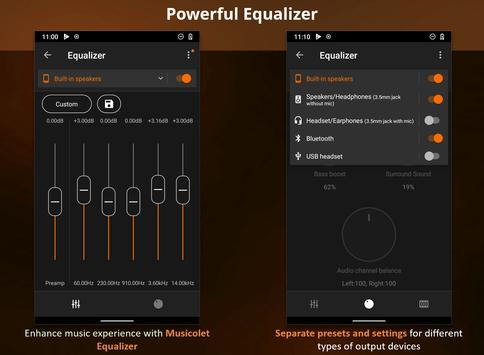 Musicolet screenshot 10