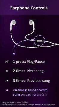 Musicolet screenshot 3