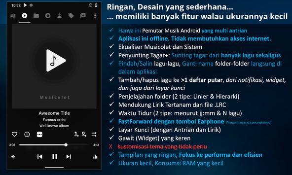 Musicolet screenshot 8