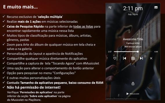Musicolet imagem de tela 23