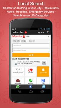 IndiaOnline.in screenshot 4