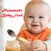 Homemade Baby Food icon