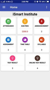 iSmart Institute Student App screenshot 3