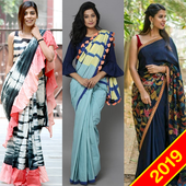 Saree & Blouse Designs - Online Shopping icon