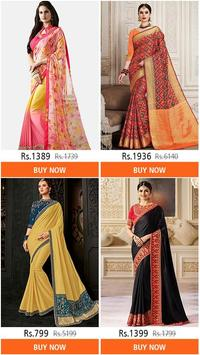 Saree & Blouse Designs - Online Shopping poster