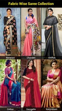Saree & Blouse Designs - Online Shopping screenshot 1